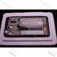 Дисплей в сборе с рамкой Xiaomi Redmi 4a