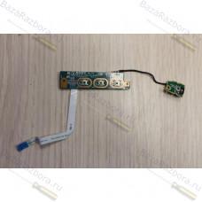 1p-109cj05-8011 M960_MP Панель включения включения, кнопка старта ноутбука Sony PCG-71211V VPC-EB PCG-71211V SWX-345