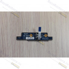 1p-1072504-8010 Плата тачпада Sony VGN-AR SWX-265 M610 со шлейфом