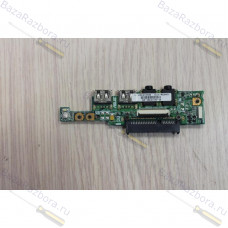 08g2035ha13q Плата Audio и USB Asus 1005HA