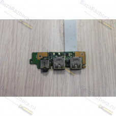 btc-202b 94v-0 e220370 Плата с разъемами AUDIO, USB для  Lenovo G710