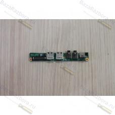 11356n-1.0 Плата USB, аудио ноутбука MSI MS-1356