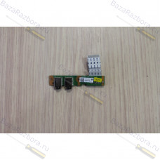 da00p6mb6d0 Плата модуль звука для ноутбука HP Compaq Presario CQ61, CQ71