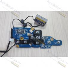 1p-1076g01-8010 Панель кнопок мультимедиа MS91 SWX-252 для ноутбука Sony VGN-FZ