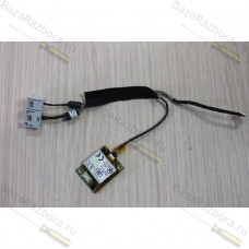 073-0021-1041_a Lan разъем с кабелем для ноутбука Sony Vaio VGN-FS515BR