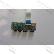 08n2-1dk1g00 USB плата для ноутбука Acer 7250