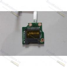 010194c00-491-g  Плата SD Card Reader Board для ноутбука HP 15-D