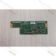 6870c 0532a Плата T-CON для ТВ  LG 43LF510V-ZA