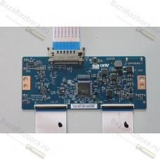 55t32-c0f ctrl bd  Плата T-CON для ТВ Hisense H50N5300