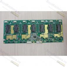 4h.v0708.001/e5 Плата инвертора  для ТВ Samsung LE32S71B