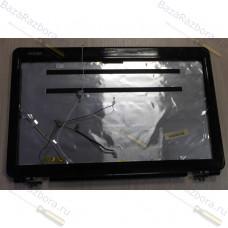 13no-eza0501 2c Крышка матрицы ноутбука Asus K70A в сборе с петлями
