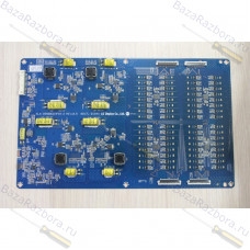 KLS-D550BOAHF64_A_REV:0.5; 6917L-0164A LED Driver для телевизора LG 55UC970V