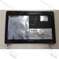 60.4mn06.002 Крышка матрицы для ноутбука Lenovo Ideapad S205
