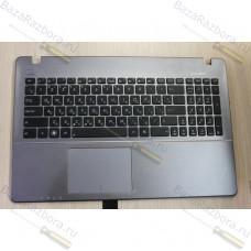 13no-ppa0301 Топкейс с клавиатурой для ноутбука  Asus X550Z, X550DP