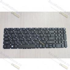 Клавиатура для ноутбука Acer Aspire E5-573 черная 014141
